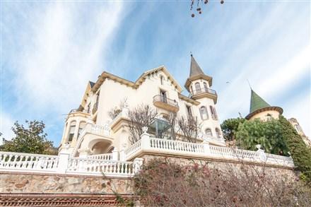 mansion Barcelona Spain
