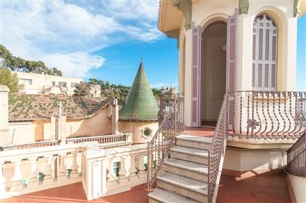 mansion Barcelona