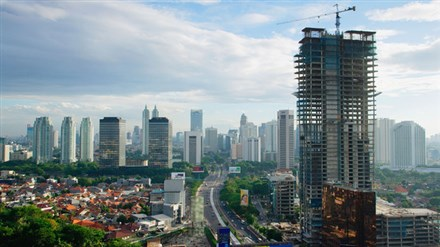 Jakarta high-rise property prices