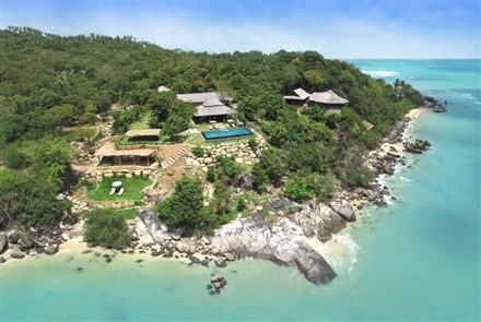 Thailand luxury home island