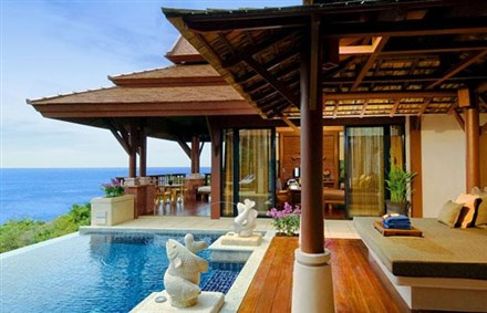 luxury home Thailand