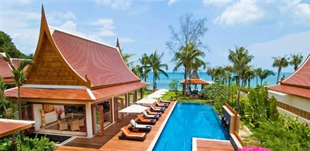 Thailand luxury home
