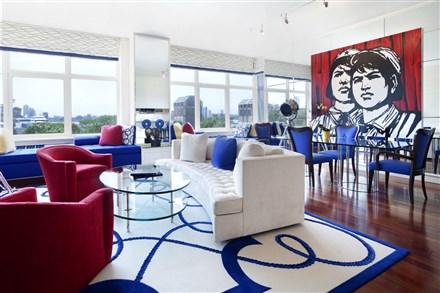 Oliver Stone Apartment