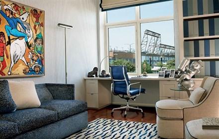 Oliver Stone west village apartment