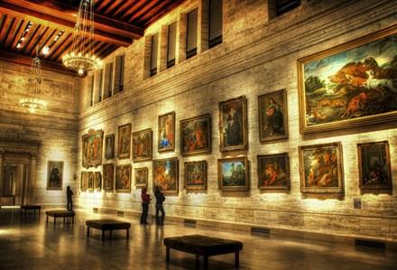 Spain Bernado luxury art