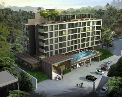 Dinso Residence, Patong, Phuket