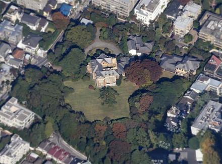 former home of Seiko founder Kintaro Hattori