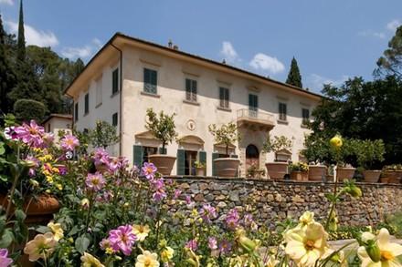 Luxury Villa Near Florence, Italy