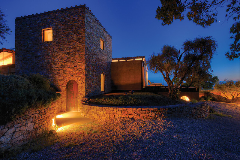Paul Junger Witt Big Sur luxury home