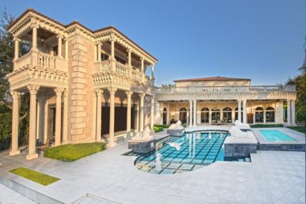 棕櫚灘宮殿泳池