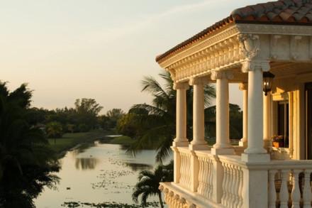 棕櫚灘宮殿外景