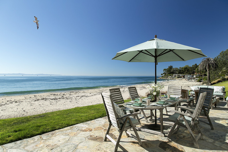 Carpinteria Beach Home Terrace