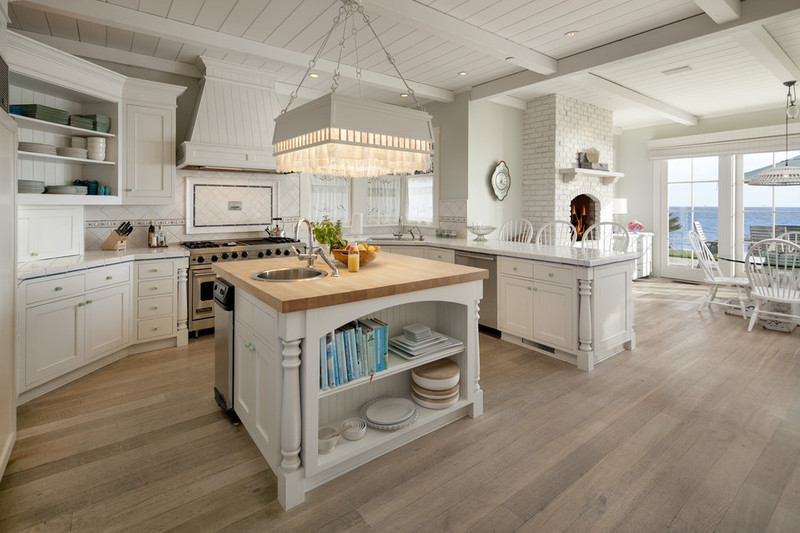 Carpinteria Beach Home Kitchen