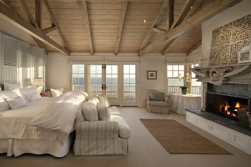 Carpinteria Beach Home bedroom