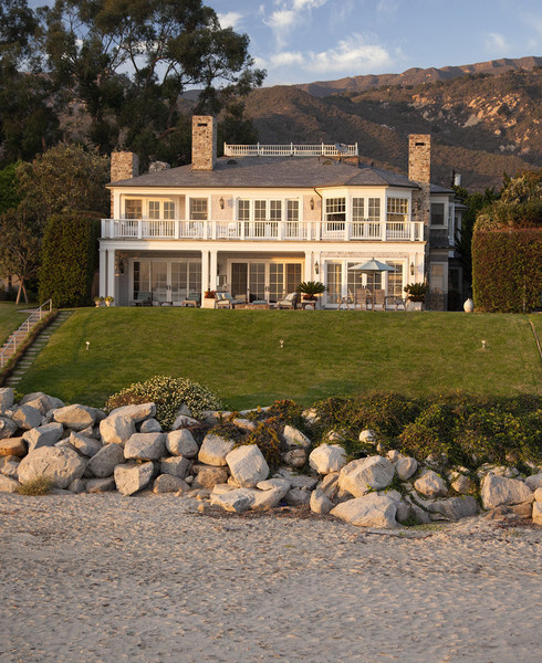 Dennis Miller California Beach hOUSE
