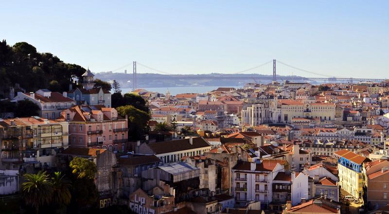 Skyline Lisbon