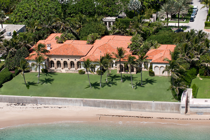 Palm Beach Mansion Owned by Lord Anthony Jacobs Is Listing for $47 Million