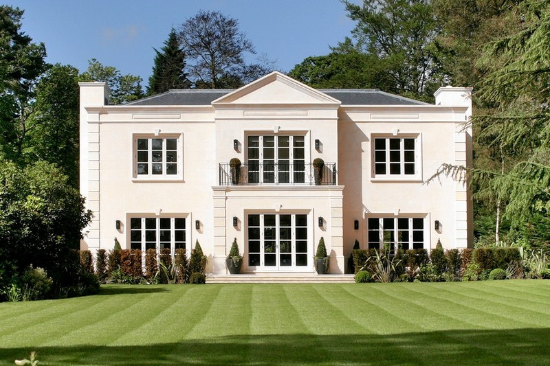 Wentworth Estate mansion