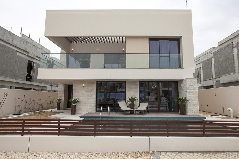 Hidd Al Saadiat development in Abu Dhabi