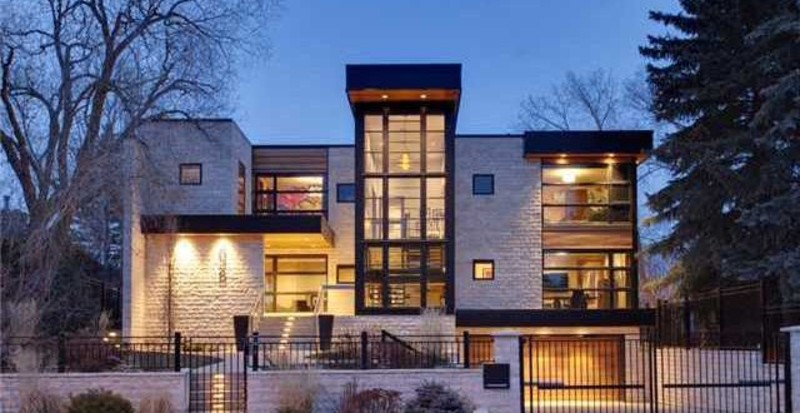 Calgary luxury home market tempered by uncertain economy