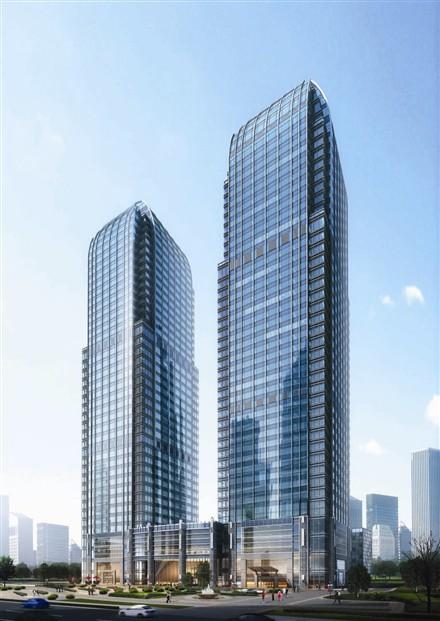 上海中心•城开国际