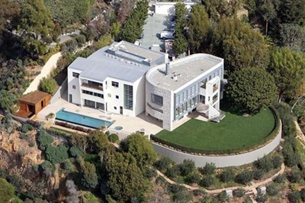 Tom Hanks villa