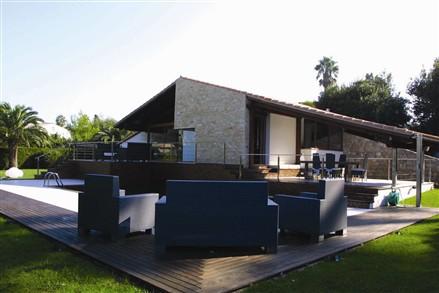 现代风情别墅