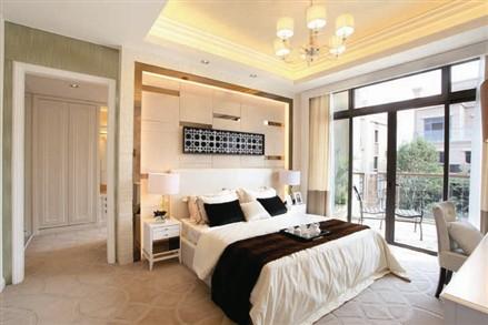 誉山国际卧室