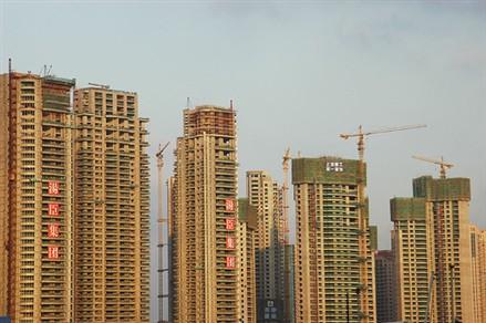 high rise apartment blocks shanghai