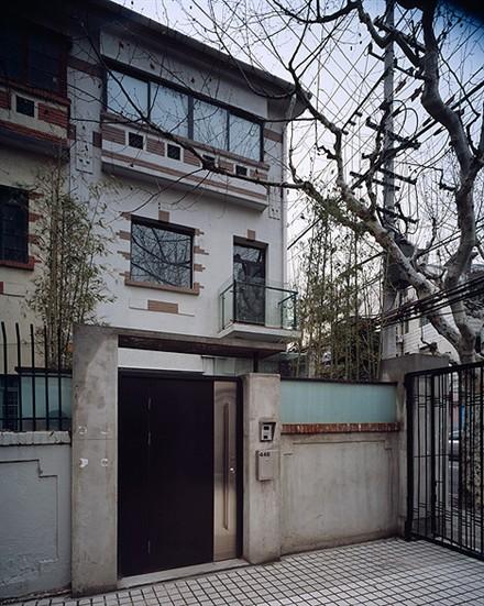 1930s era townhouse Shanghai