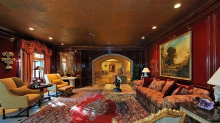 Britney Spears luxury home