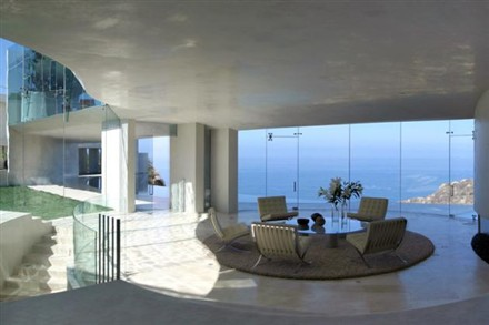 Razor La Jolla California luxury home