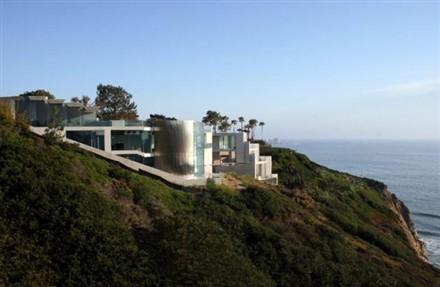 Wallace Cunningham Razor Residence La Jolla California
