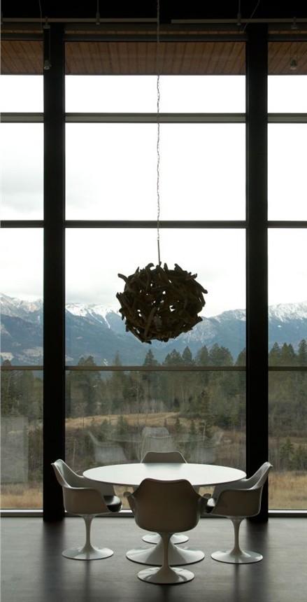 Marc Boutin Frame House Canada