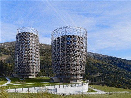 Edel Weiss Residences Matteo Thun Katschberg Austria