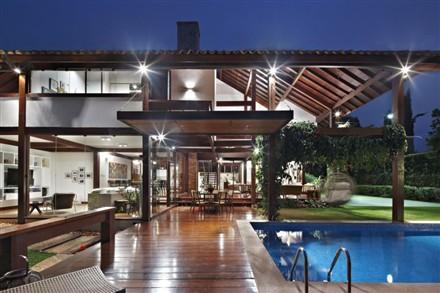 Garden House David Guerra