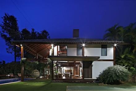 Garden House David Guerra Brazil