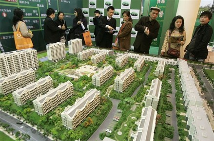 Foreign real estate investors China