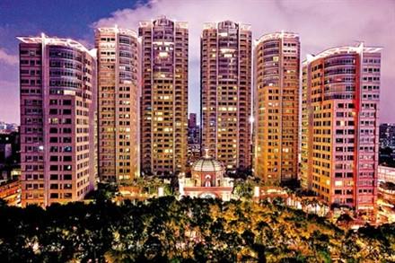 Luxury apartments Asia