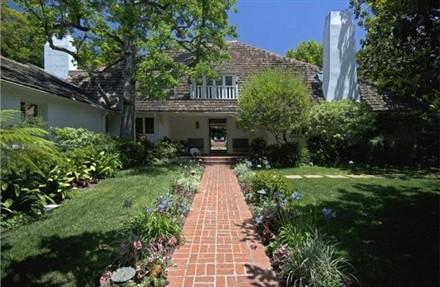 Sydney Pollack Home Los Angeles