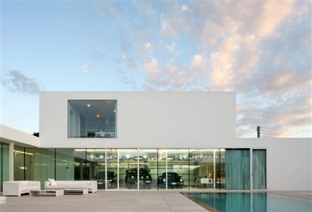 Beel & Achtergael Architects villa