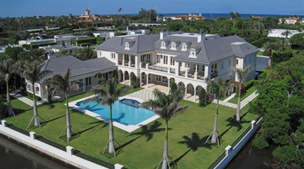 Palm Beach Mansion photo