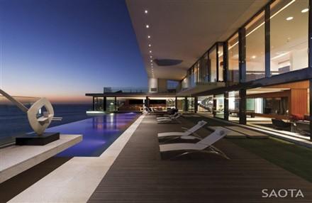 Sow house Dakar Senegal architecture