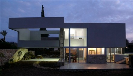 Hotel Villa Uri Cohen Architects Yessod Hammala Israel