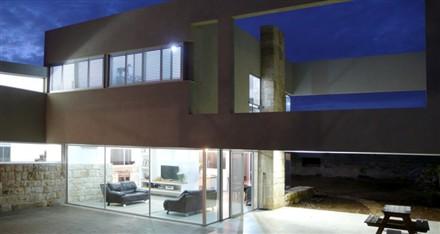 Hotel Villa Uri Cohen Architects Yessod Hammala