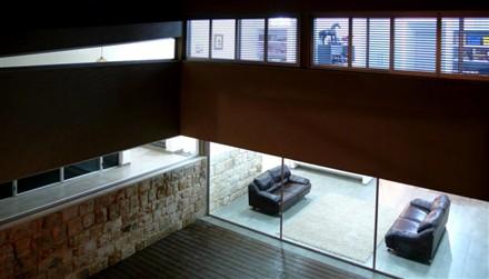 Hotel Villa Uri Cohen Architects interior