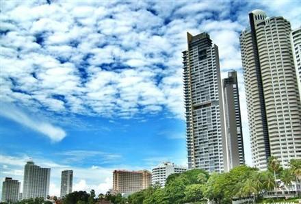 Pattaya Sky Scraper