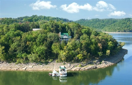 Singer Alan Jackson Lists A Tennessee Home For 5 Million