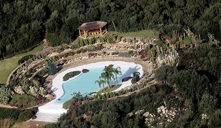 Villa Certosa pool
