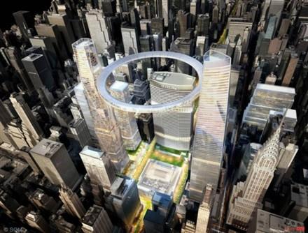 Floating Observation Deck NYC